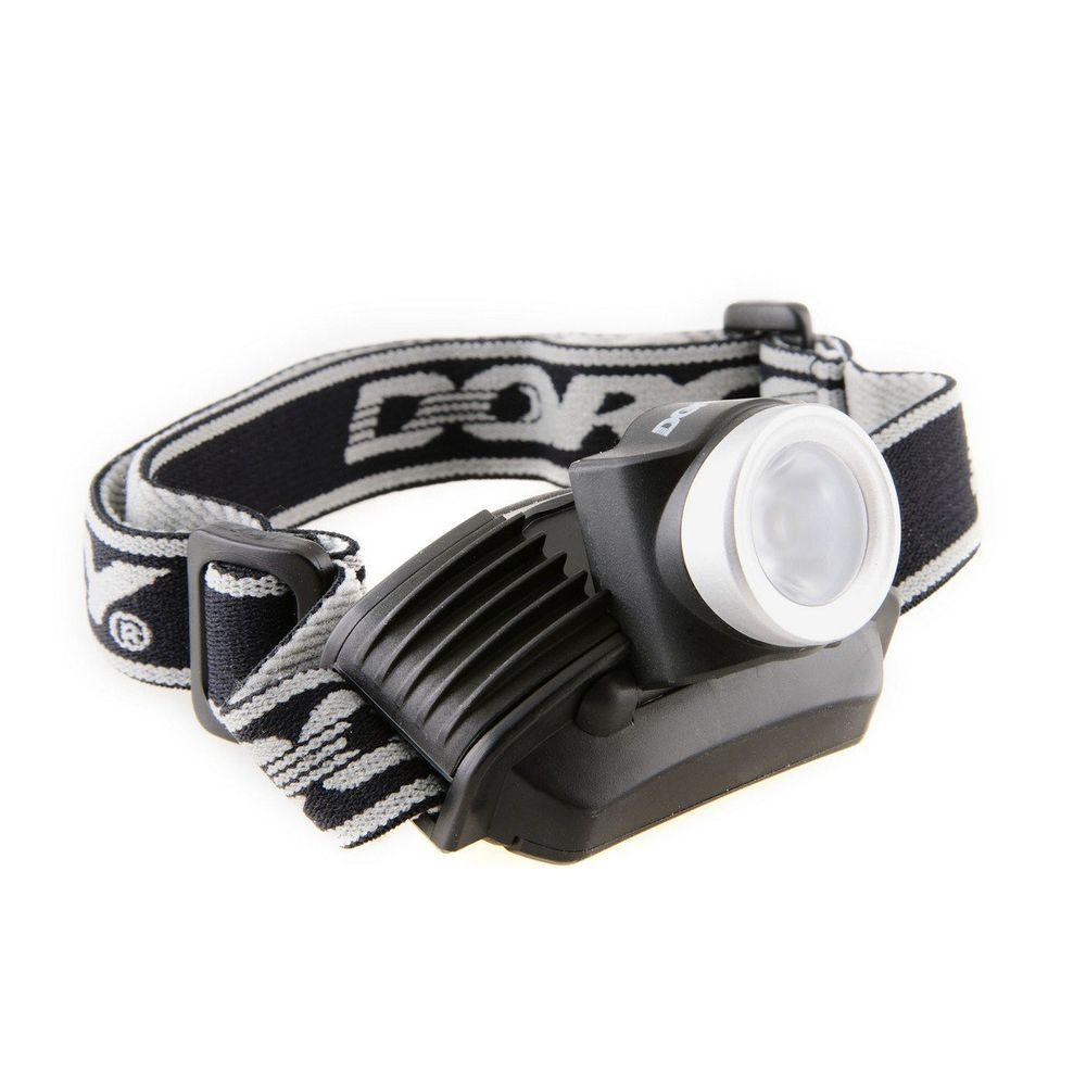 Dorcy Weather Resistant Broad Beam LED Headlight Flashlight