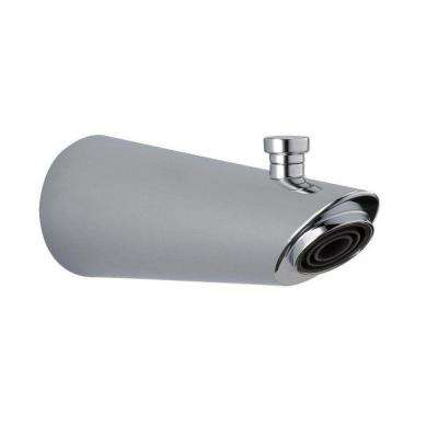 Compel 7 in. Pull-Up Diverter Tub Spout in Chrome