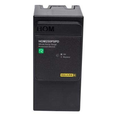 Homeline 50 kA Plug-On Neutral Whole House Surge Protective Device