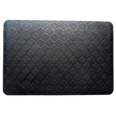 Waterproof 100% Rubber Luxurious Anti Fatigue Mat