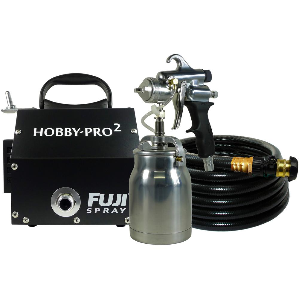 Fuji Spray Hobby Pro 2 Hvlp Spray System With Bonus Kit