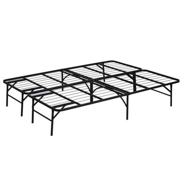 Furinno Angeland Queen Metal Bed Frame FB003Q