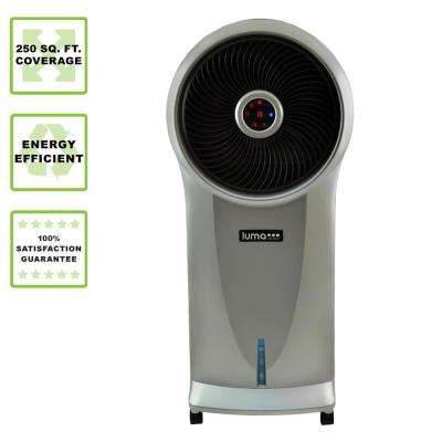500 CFM 3-Speed Portable Evaporative Air Cooler  (Swamp Cooler) for 250 sq. ft.