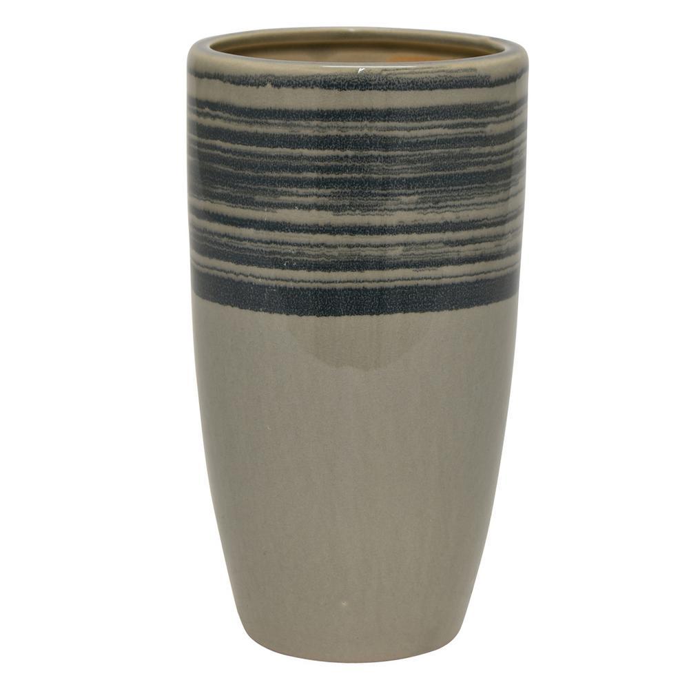 8 in. Ceramic Vase