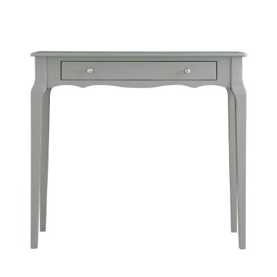 Frost Grey Console Table