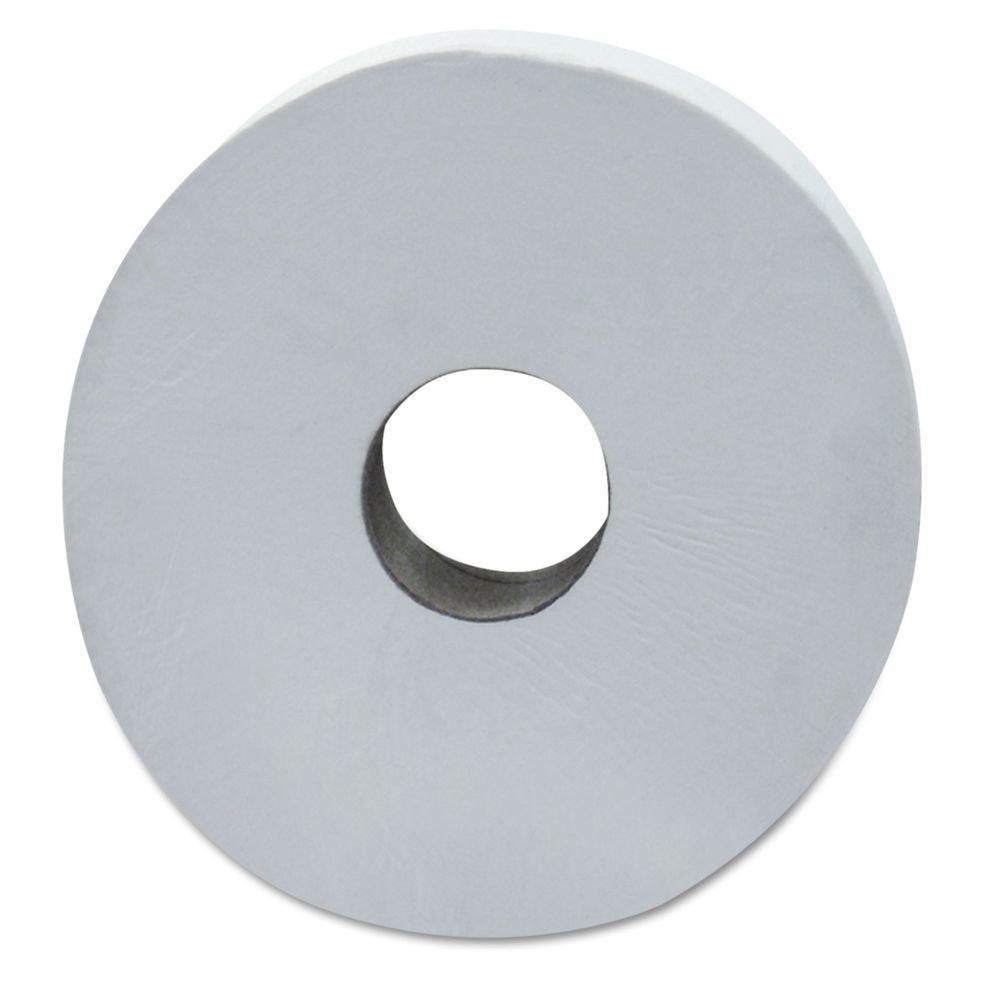 Atlas Paper Mills Green Heritage 12 in. Dia. Jumbo Roll Bathroom Tissue (Case of 6)