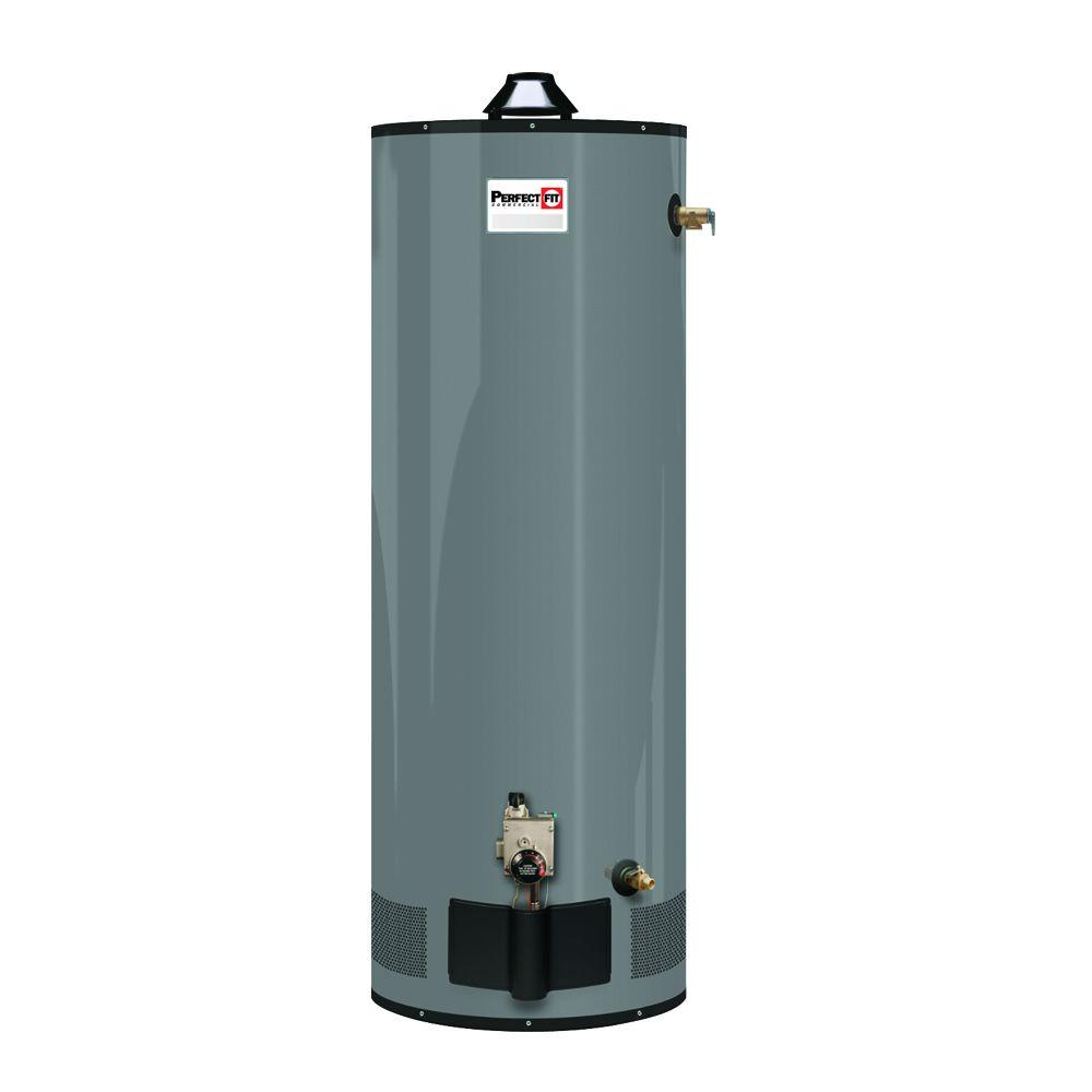 Perfect Fit 60 Gal. 3 Year 50,000 BTU Low NOx Natural Gas Medium Duty Commercial Water Heater