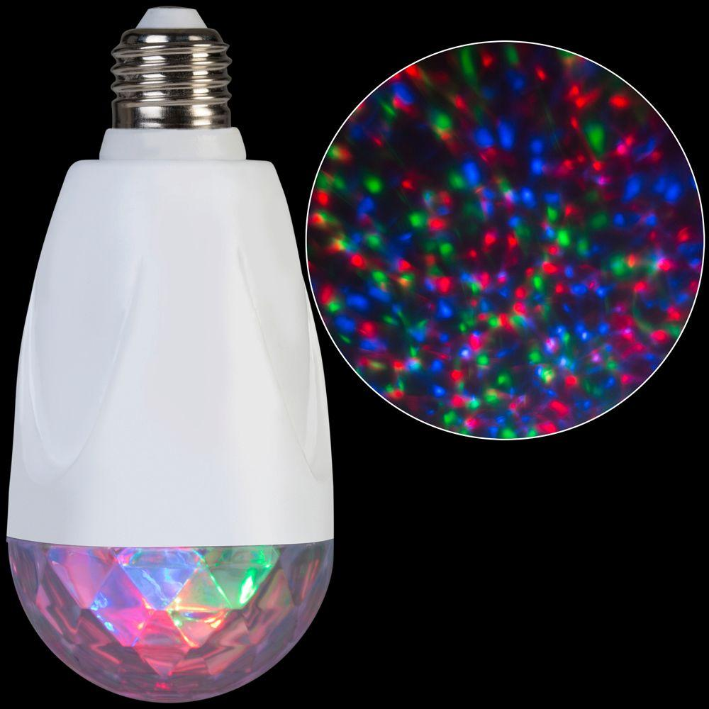 LED Projection Standard Light Bulb-Kaleidoscope RGB Set