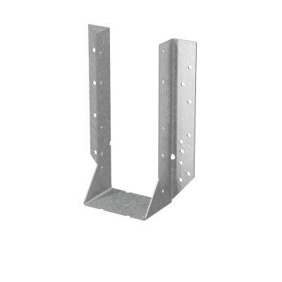 4 in. x 10 in. 14-Gauge Face Mount Joist Hanger