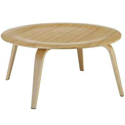 Plywood Natural Coffee Table