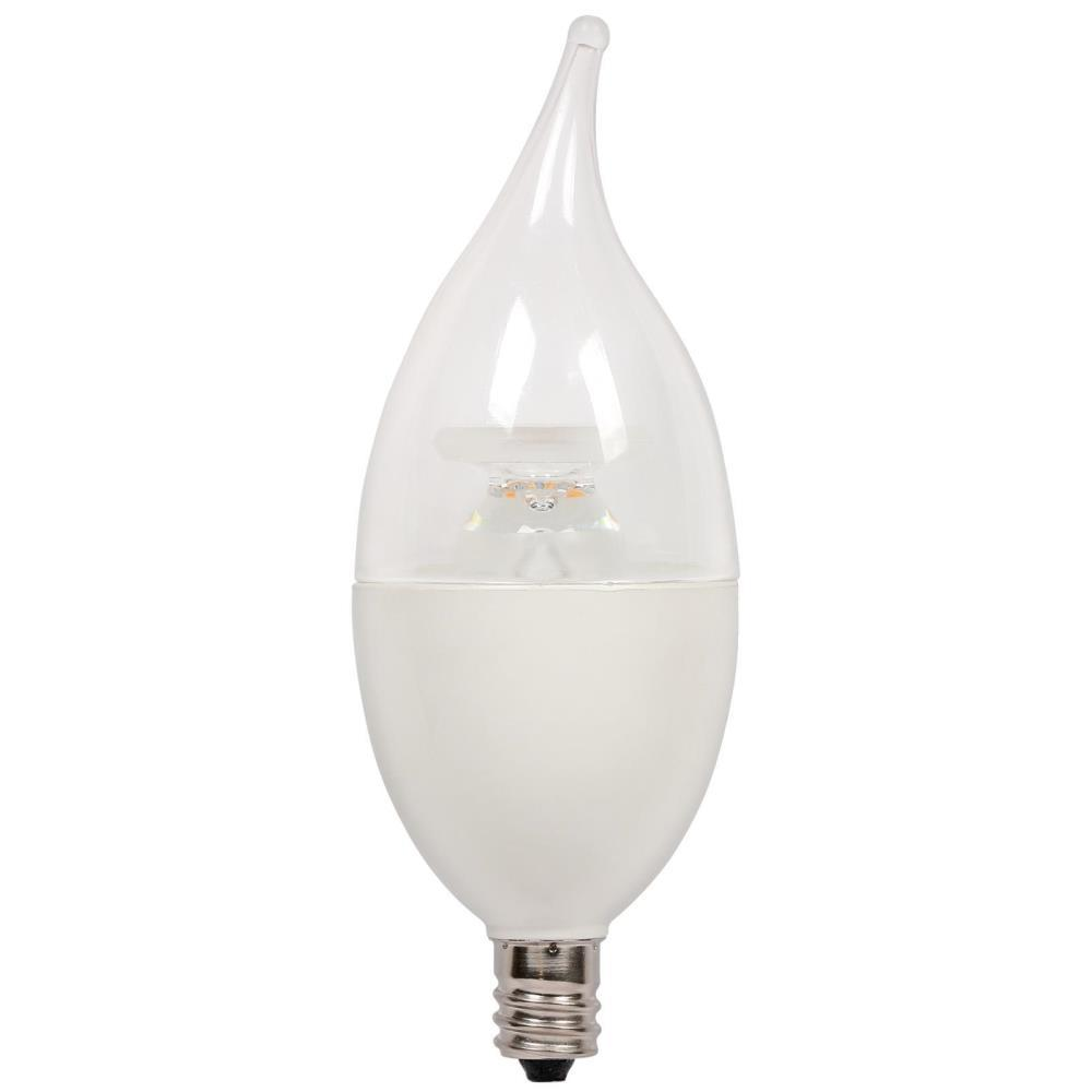Westinghouse 60W Equivalent Soft White CA13 Dimmable LED Light Bulb