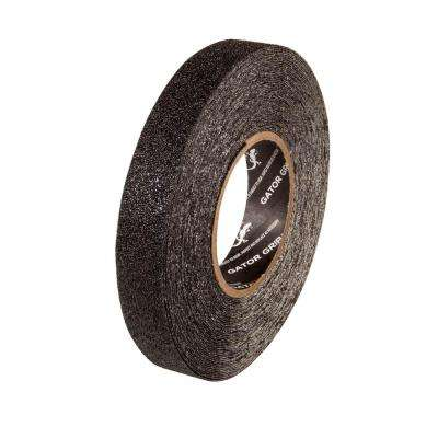 1 in. x 20 yds. Anti-Slip Safety Tape in Black