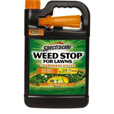 Weed Stop 1 gal. Ready-to-Use Plus Crabgrass Killer Sprayer
