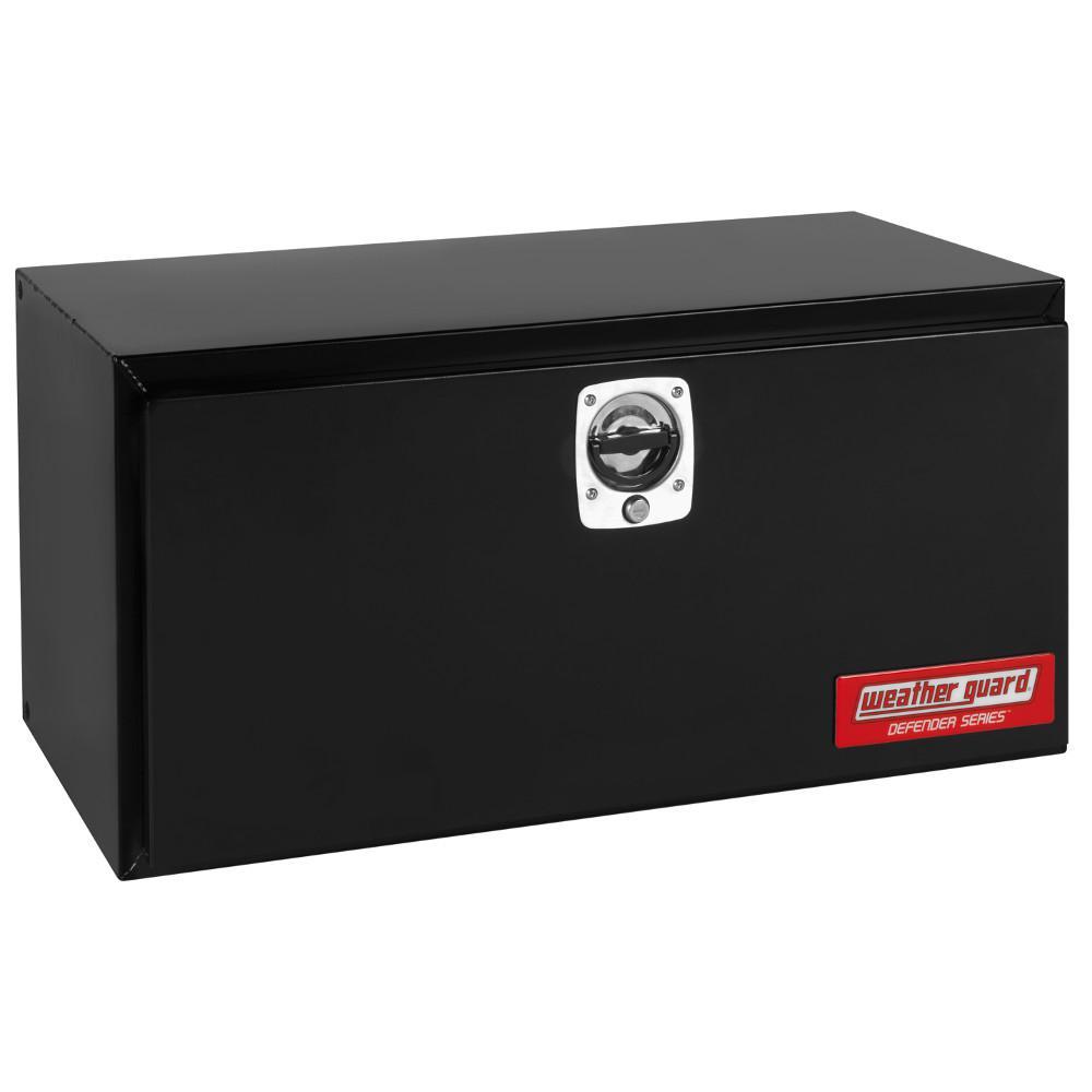Defender Matte Black Underbed Box (36 in. x 18 in. x 18 in.)