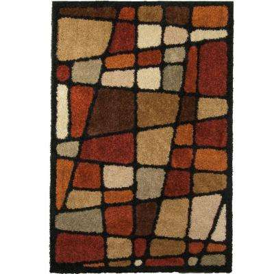 Streetfair Multi 7 ft. 10 in. x 10 ft. 10 in. Indoor Area Rug