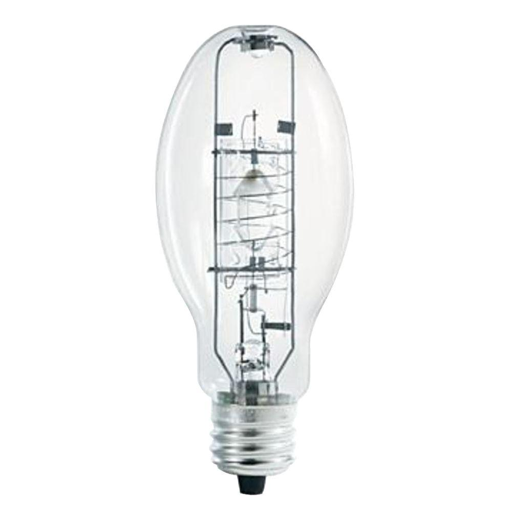 Philips 175-Watt HID ED28 Switch Start Quartz Protected Metal Halide Light Bulb (12-Pack)