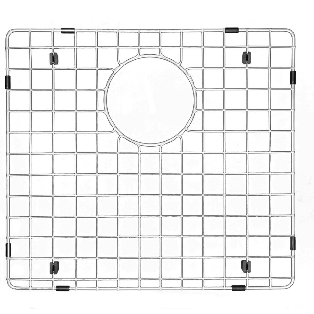 Karran 16 in. x 14-1/2 in. Stainless Steel Bottom Grid
