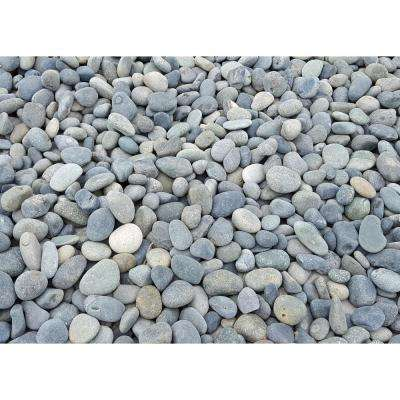 10 cu. ft. Super Sack Mexican Beach Pebbles