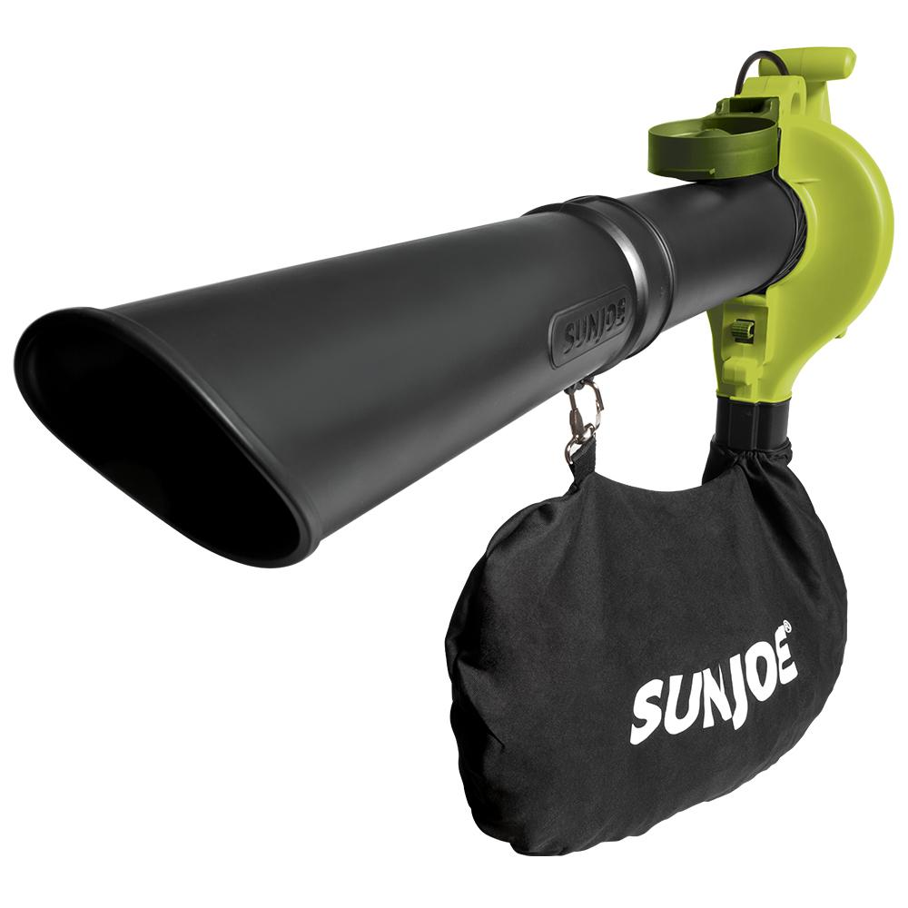 SunJoe Sun Joe 240 MPH 300 CFM 13 Amp Electric Handheld 3-in-1 Leaf Blower/Vacuum/Mulcher