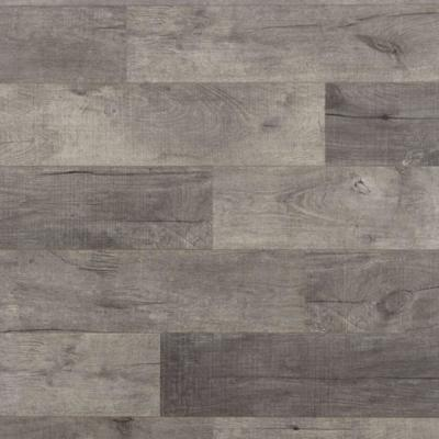 Element Wood 1/4 in. x 6 in. x 48 in. Grey Resin Decorative Wall Panel (18-Pack)