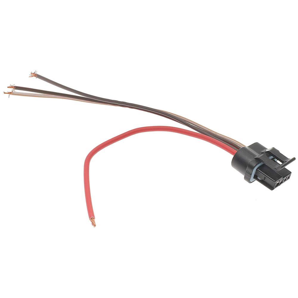 acdelco voltage regulator connector pt1929 the home depotacdelco voltage regulator connector