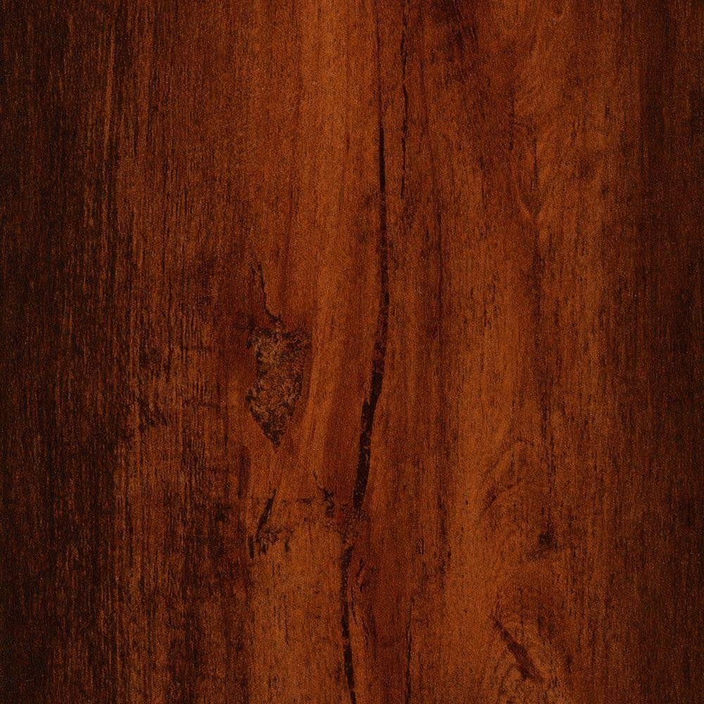 Distressed Maple Sevilla Laminate Flooring - 5 in. x 7 in.