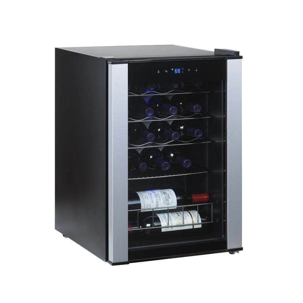 Evolution Series 17 in. 20-Bottle Single Zone Wine Cooler