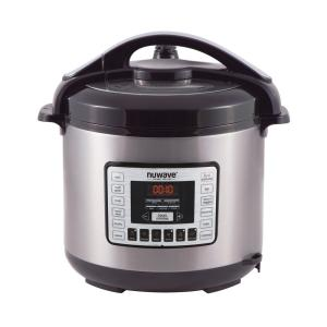 NuWave 8 Qt. Electric Pressure Cooker by NuWave