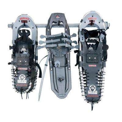 3-Pair Small Snow Shoe Organizer