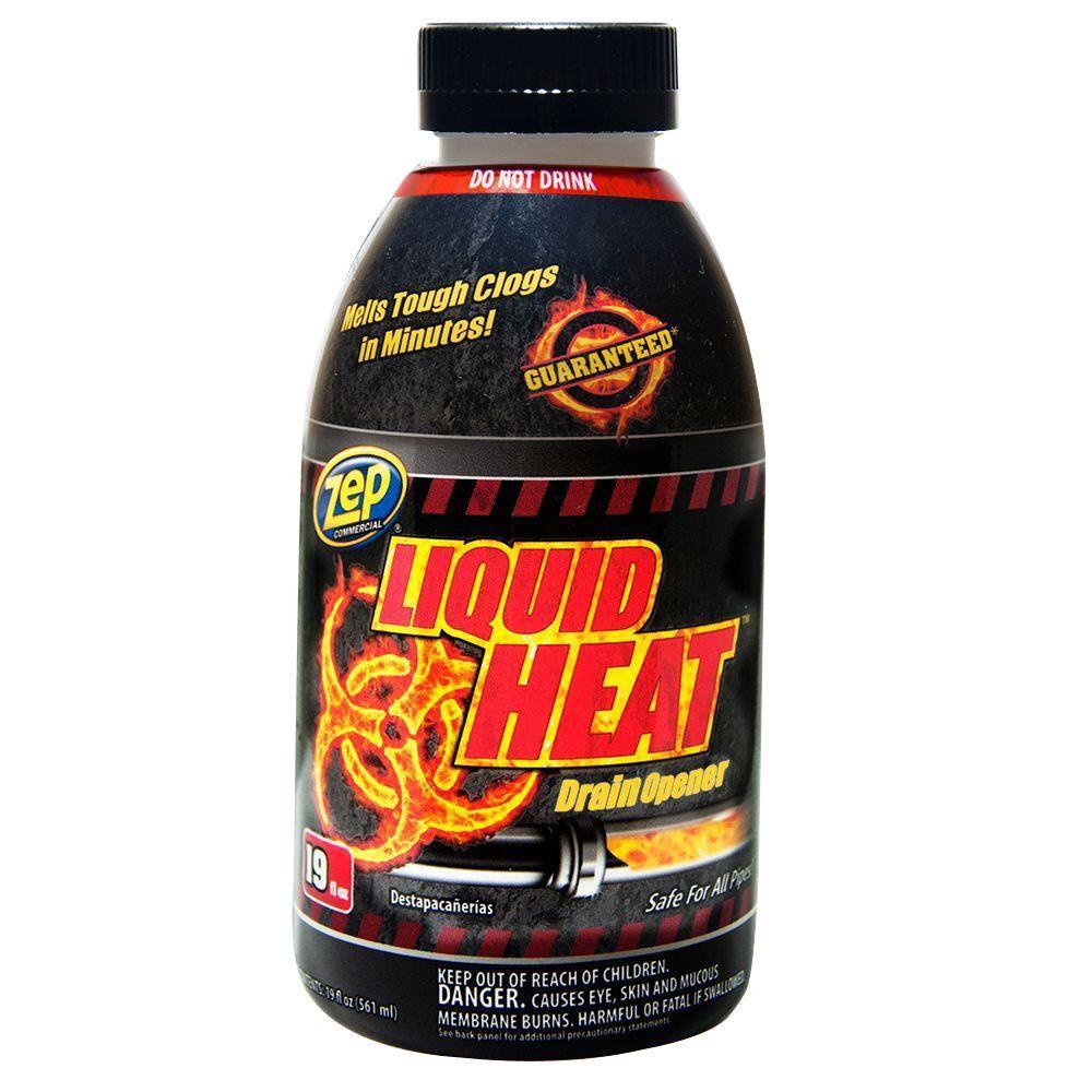 19 oz. Liquid Heat Drain Opener