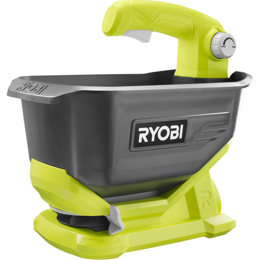 RYOBI RYOBI ONE+ 1 Gal. 18-Volt Lithium-Ion Spreader - Battery and Charger Not Included
