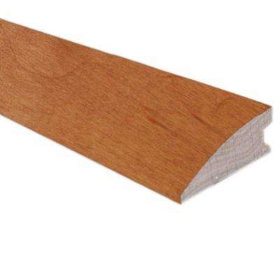 Maple Tawny Wheat 0.75 in. Thick x 2 in. Wide x 78 in. Length Flush-Mount Reducer Molding