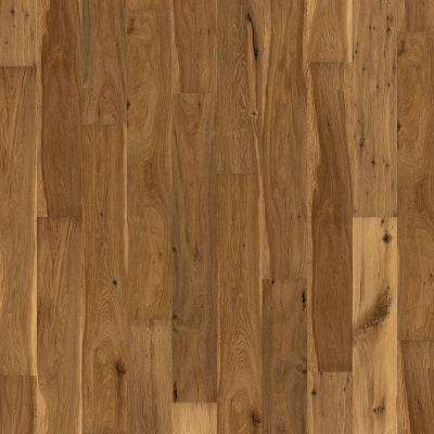 Take Home Sample - Tahoe Oak Engineered Hardwood Flooring - 7-31/64 in. x 8 in.