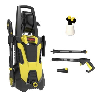 2450 PSI 1.75 GPM 14.5 Amp Cold Water Electric Pressure Washer in Yellow Black (Standard Edition)