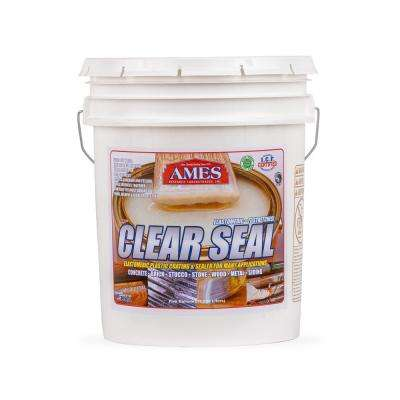 Clear Seal 5 gal. Semi Clear Acrylic Polymer