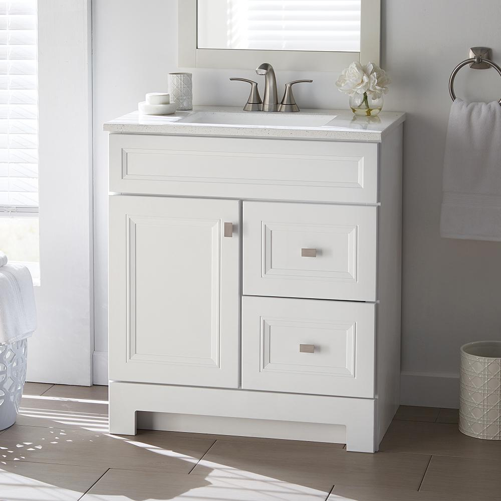 Home Decorators Collection Sedgewood 30-1/2 in. W Bath ...