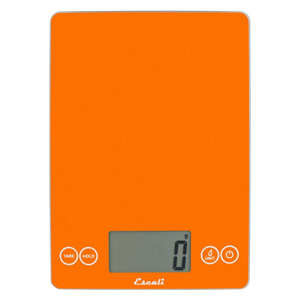 Escali Arti Glass Digital Food Scale 157OS