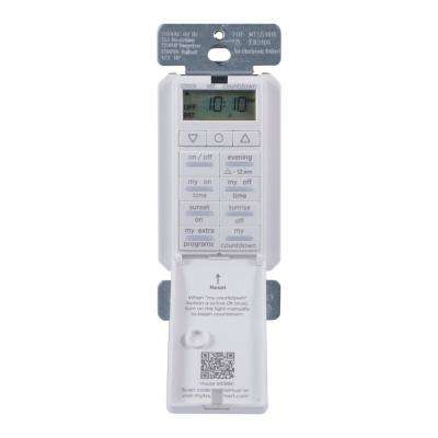 in wall timers wiring devices light controls the. Black Bedroom Furniture Sets. Home Design Ideas