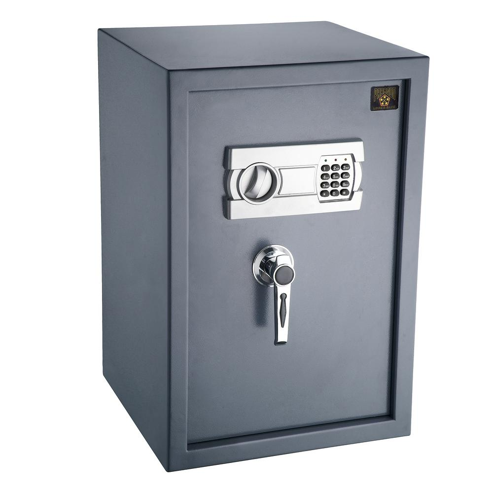 Paragon Paraguard Deluxe Electronic Digital Safe 2 47 Cf