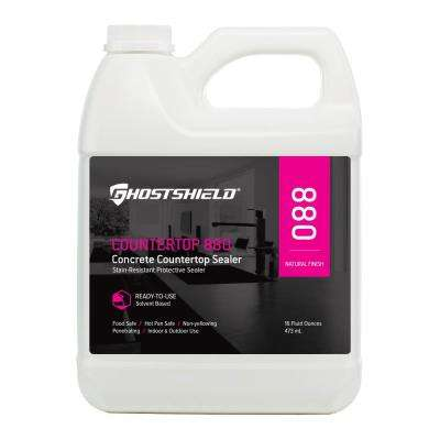16 oz. concrete countertop water and stain repellent