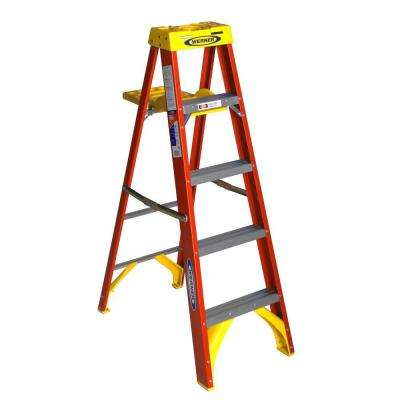 5 Ft Step Ladders Ladders The Home Depot