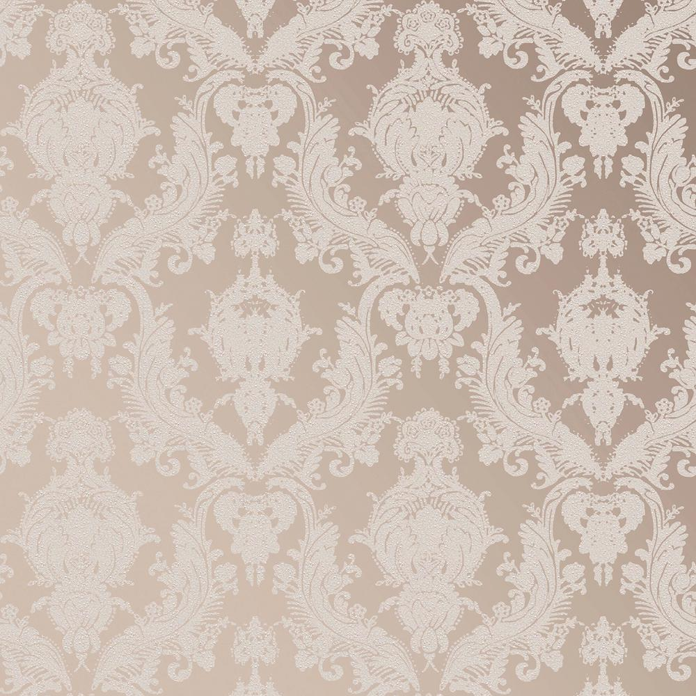 Tempaper Bisque Damsel Wallpaper