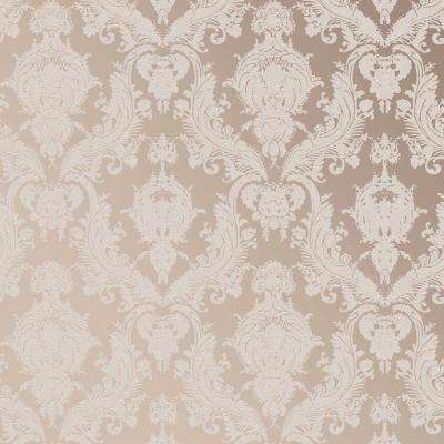 Damsel Bisque Self-Adhesive Removable Wallpaper