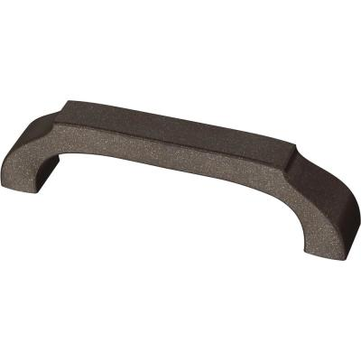 Winged 3-3/4 in. (96 mm) Cocoa Bronze Drawer Pull
