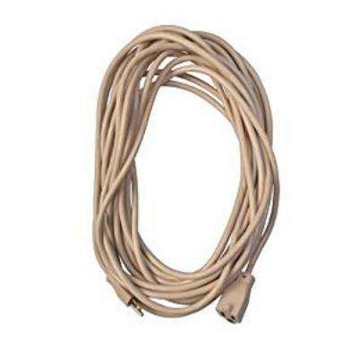 40 ft. 16/3 SJTW Outdoor Light-Duty Extension Cord, Beige