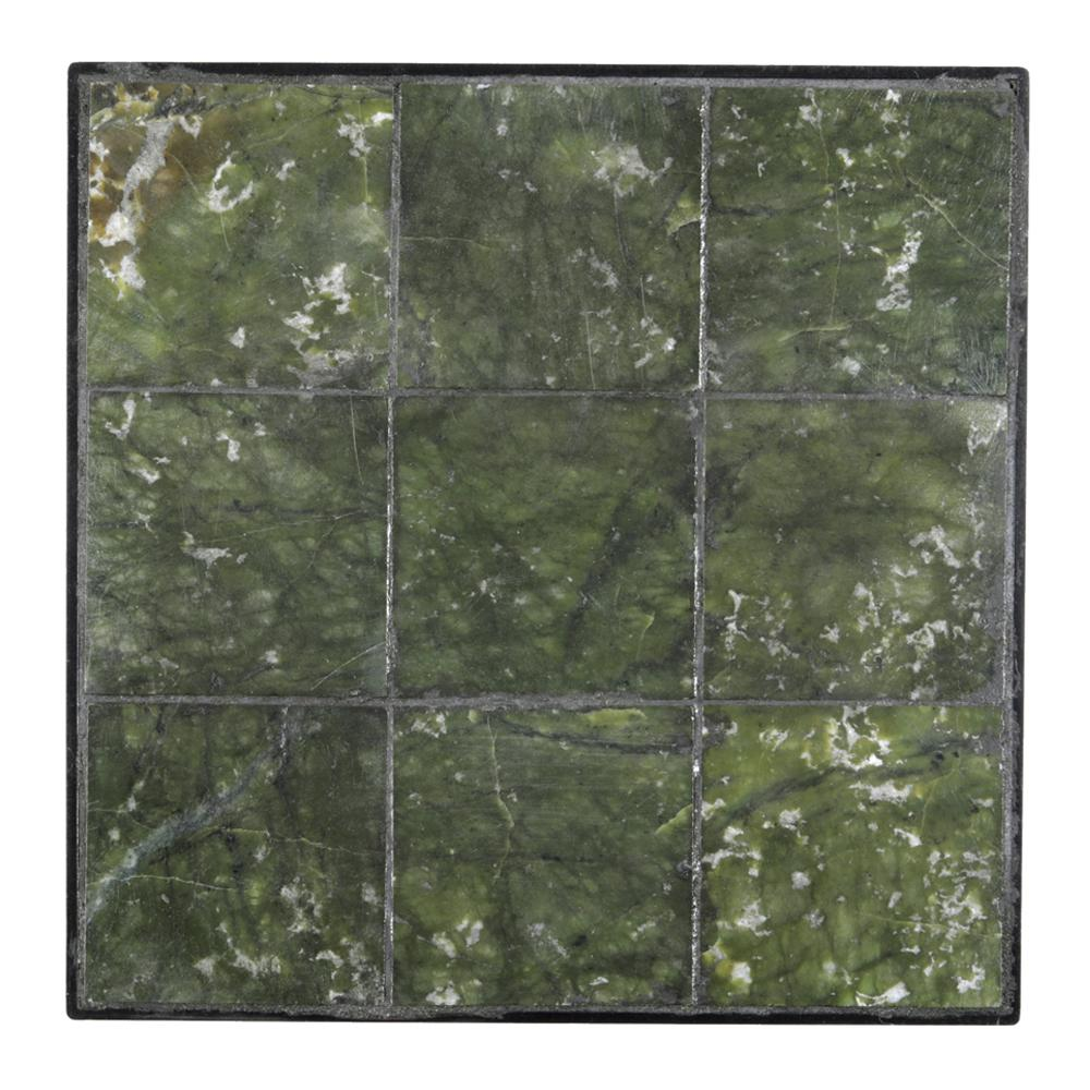 Outdoor Essentials 12 in. x 12 in. Jade Large Tile Decorative Garden Stone