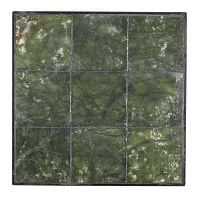 12 in. x 12 in. Jade Large Tile Stepping Stone