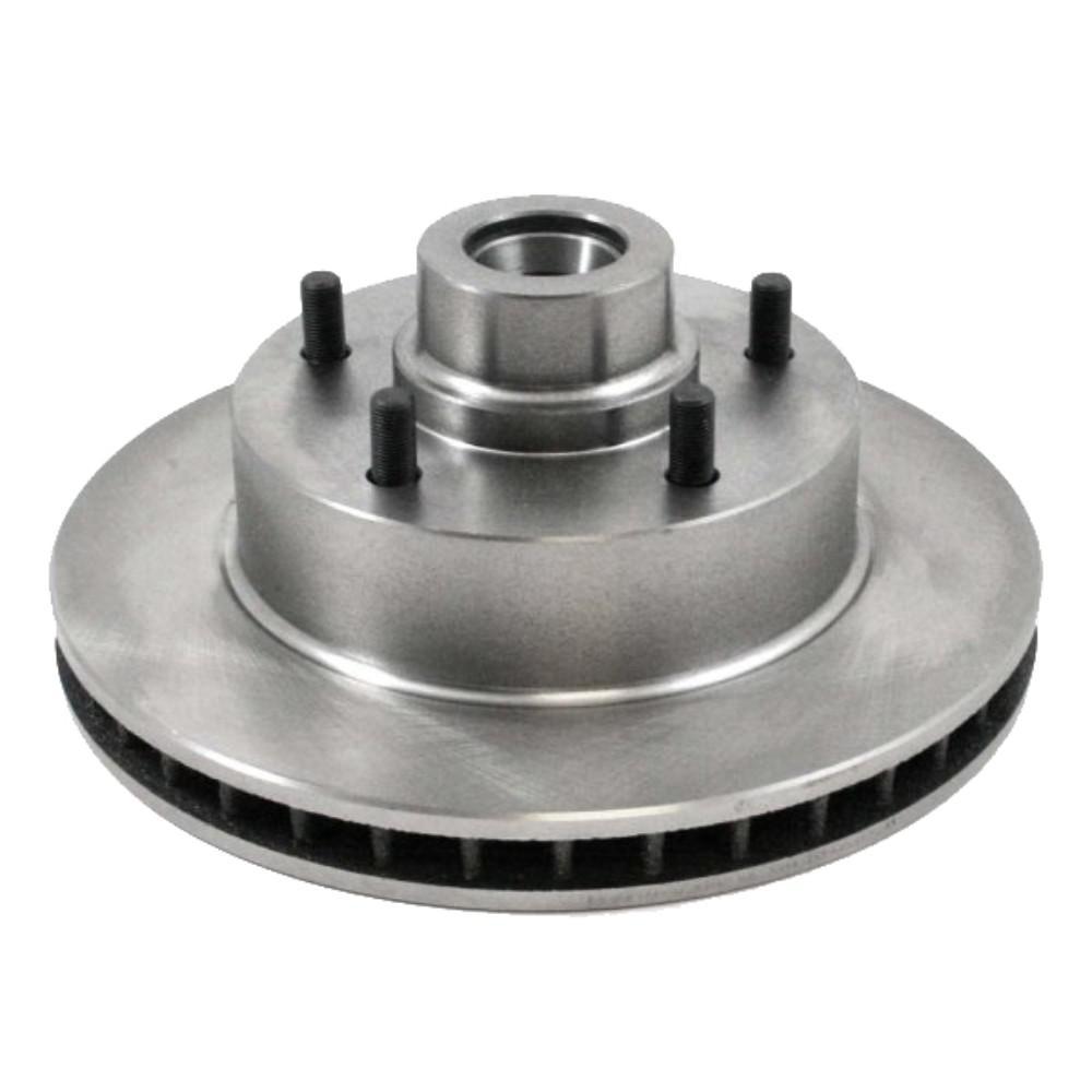 Disc Brake Rotor & Hub Assembly - Front
