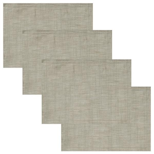 Natural Wovens 14 in. x 20 in. Natural Placemat (Set of 4)