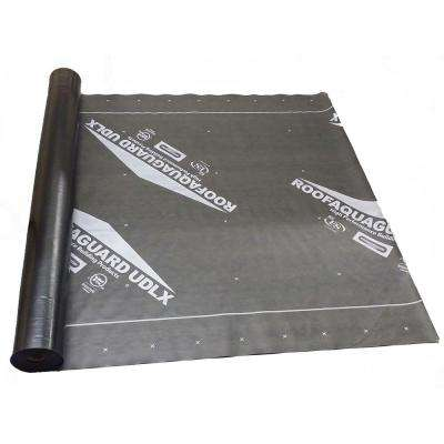 60 in. x 200 ft. UDLX Synthetic Underlayment